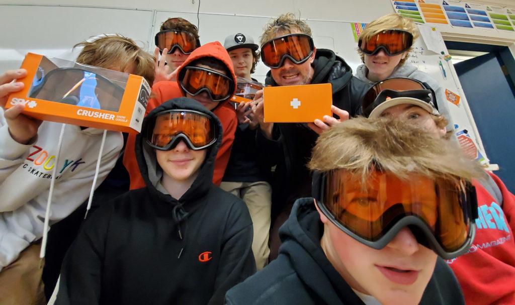 Jumcamp ski Goggle ski gear giveaway